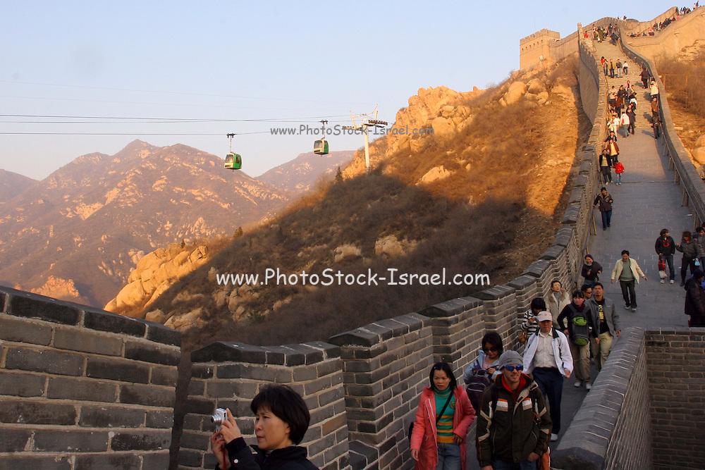 China, Great Wall, ..