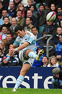 London - Saturday, November 14th 2009: Santiago Fernandez of Argentina during the Investec Challenge Series Game at Twickenham, London. ..(Pic by Alex Broadway/Focus Images)
