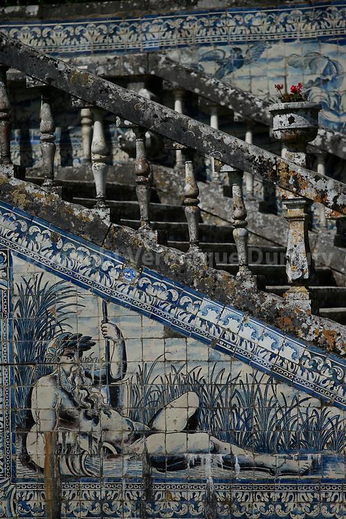 Palacio de Fronteira, Lisbonne, Potugal // Palacio de Fronteira, Lisboa, Portugal