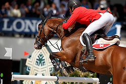 Guerdat Steve, (SUI), Nino Des Buissonnets <br /> Furusiyya FEI Nations Cup presented by Longines<br /> CHIO Rotterdam 2016<br /> © Hippo Foto - Dirk Caremans<br /> 24/06/16