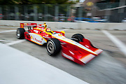 September 1-3, 2011. Helio Castroneves, Indycar Grand Prix of Baltimore around the inner harbor.