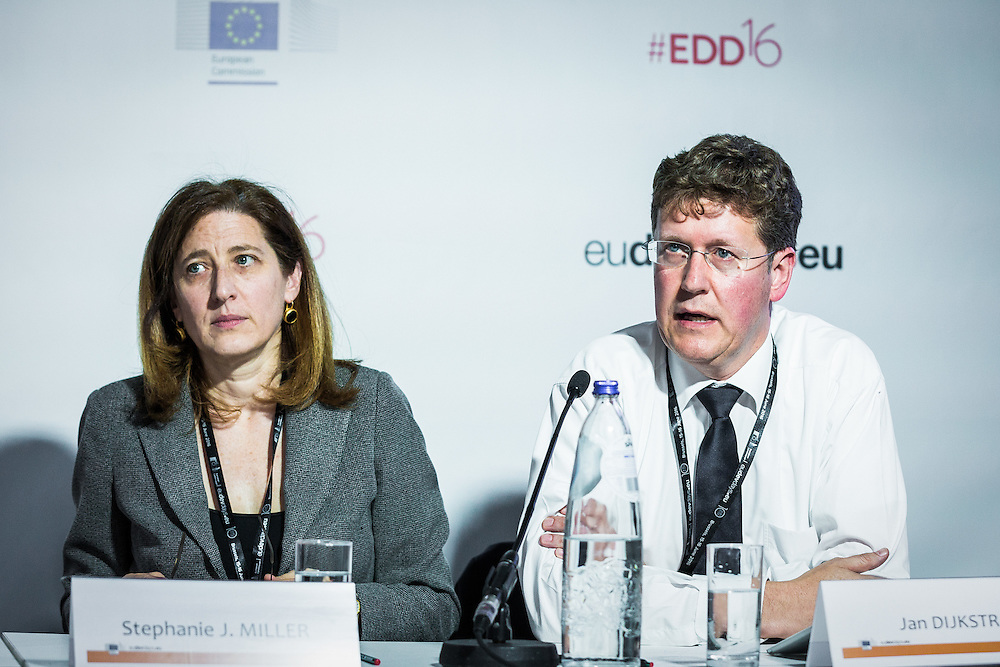 20160615 - Brussels , Belgium - 2016 June 15th - European Development Days - Spurring economic growth through private sector engagement - Jan Dijkstra , Managing Director , Global Head Emerging Markets FI , ING Bank Belgium © European Union