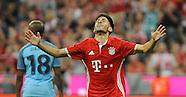 Bayern Munich v Manchester City 200716