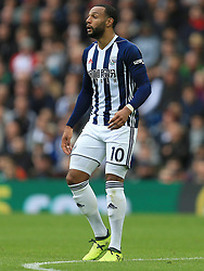 Matt Phillips of West Bromwich Albion - Mandatory by-line: Paul Roberts/JMP - 16/09/2017 - FOOTBALL - The Hawthorns - West Bromwich, England - West Bromwich Albion v West Ham United - Premier League