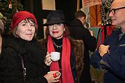 RACHEL KENYON, SOPHIE PARKIN, Neo Naturist Christmas event , Studio Voltaire Gallery shop, Cork St.   20 November 2019
