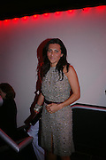 Ella Krasner. Opening of new   West End nightclub Movida, Argyll Street. London W1.  June 8, 2005 in London, EnglandONE TIME USE ONLY - DO NOT ARCHIVE  © Copyright Photograph by Dafydd Jones 66 Stockwell Park Rd. London SW9 0DA Tel 020 7733 0108 www.dafjones.com