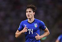 FUSSBALL UEFA U21-EUROPAMEISTERSCHAFT  2019  in Italien  Italien - Spanien   16.06.2019 Federico Chiesa (Italien)