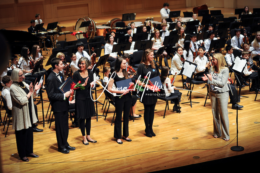 20130222 Charlotte Symphony Youth Orchestra and Junior Youth Orchestra perform at the Belk Theater. Sponsored by the Symphony Guild of Charlotte - The 26th Annual Youth Festival featuring the Young Artists Competition Grand Prize Winner. Chambers Loomis on piano..photo by Laura Mueller.© Laura Mueller 2013