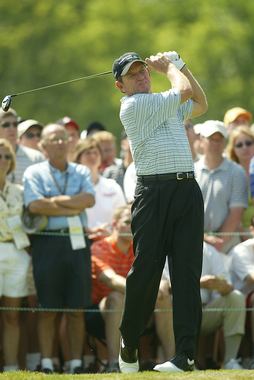 Nick Price..2003 U.S. Open..Fourth Round..Olympia Fields CC..Chicago, IL..Sunday June 15 2003..photograph by Darren Carroll