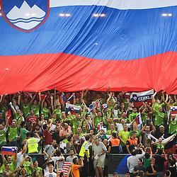 20140909: ESP, Basketball - 2014 FIBA World Championship, Slovenia vs USA