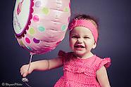 Alayna Miller - 1st Birthday