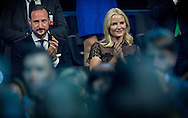 Oslo, 11-12-2016  <br /> <br /> King Harald, Queen Sonja, Crown Prince Haakon and Crown Princess Mette Marit are attending Nobel Peace Prize Concert with this years winner President Juan Manuel Santos and his wife Mar&iacute;a Clemencia Rodr&iacute;guez Munera<br /> <br /> <br /> Conan O'Brien, Sting, Juanes, Icona Pop,Highasakite and Marcus &amp; Martinus<br /> <br /> <br /> Photo: Sting<br /> <br /> COPYRIGHT ROYALPORTRAITS EUROPE/ BERNARD RUEBSAMEN