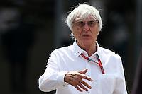 Bernie Ecclestone - Ferrari  - Monza 02.09.2016 Formula 1 Gran Premio d'Italia
