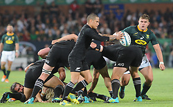 Pretoria, Loftus Versveld Stadium. Rugby Championship. South African Springboks vs New Zealand All Blacks.  06-10-18 <br /> Picture: Karen Sandison/African News Agency(ANA)