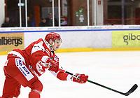 2020-03-07   Ljungby, Sverige: Troja-Ljungby (4) Martin Fransson under matchen i Hockeyettan mellan IF Troja/Ljungby och Bodens HF i Ljungby Arena ( Foto av: Fredrik Sten   Swe Press Photo )<br /> <br /> Nyckelord: Ljungby, Ishockey, Hockeyettan, Ljungby Arena, IF Troja/Ljungby, Bodens HF, fstb200307, playoff, kval