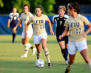 FIU Women's Soccer vs Arkon (Aug 27 2011)