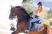 Esmee Donkers - Zaffier<br /> European Championships 2015<br /> © DigiShots