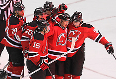 March 8, 2012: New York Islanders at New Jersey Devils