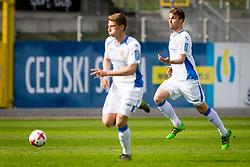 Zan Zuzek of NK Domzale during football match between NK Celje and NK Domžale in 27th Round of Prva Liga Telekom Slovenije 2016/17, on April 1, 2017 in Arena Petrol, Celje, Slovenia. Photo by Ziga Zupan / Sportida