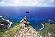 St. Paul's Point, Pitcairn Island<br />