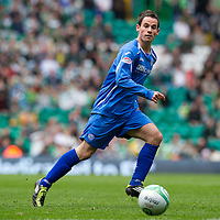 Kevin Moon, St Johnstone FC Season 2011-12<br /> Picture by Graeme Hart.<br /> Copyright Perthshire Picture Agency<br /> Tel: 01738 623350  Mobile: 07990 594431
