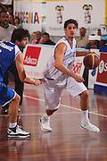 DESCRIZIONE : Cagliari Qualificazione Eurobasket 2009 Serbia Italia <br /> GIOCATORE : Luca Vitali <br /> SQUADRA : Nazionale Italia Uomini <br /> EVENTO : Raduno Collegiale Nazionale Maschile <br /> GARA : Serbia Italia Serbia Italy <br /> DATA : 20/08/2008 <br /> CATEGORIA : Palleggio <br /> SPORT : Pallacanestro <br /> AUTORE : Agenzia Ciamillo-Castoria/S.Silvestri <br /> Galleria : Fip Nazionali 2008 <br /> Fotonotizia : Cagliari Qualificazione Eurobasket 2009 Serbia Italia <br /> Predefinita :
