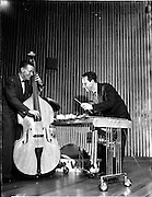 16/05/1956<br /> 05/16/1956<br /> 16 May 1956<br /> The new Sham Wilkinson Band at 23 Parliament Street, Dublin.