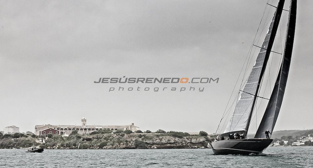 MENORCA MAXI 2014, © Jesus Renedo