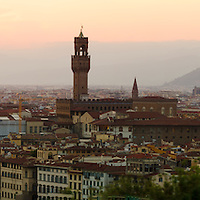 Florence from the Piazzale Michelangelo