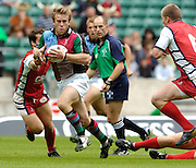 The Middlesex Sevens, Twickenham Stadium, Twickenham, GREAT BRITAIN, 12.08.2006. Rugby, Harlequins vs Gloucester, Photo  Peter Spurrier/Intersport Images.email images@intersport-images.com...