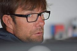 Eric Flageul - Stage d'entrainement avec l'equipe France de voile - Sonar a ENVSN, St Pierre de Quiberon