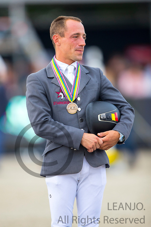 Thierry Goffinet - Kannabis van de Bucxtale<br /> FEI World Breeding Jumping Championships for Young Horses 2016<br /> © DigiShots