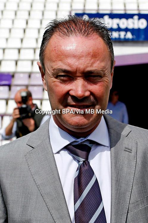 Juan Ignacio Martinez - Coach ( Real Valladolid CF )