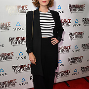 Sara Lazzaro is a actress attends the Raindance Film Festival - VR Awards, London, UK. 6 October 2018.