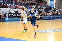 Hugo Descat - 08.04.2015 - Creteil / Montpellier - 20eme journee Division 1<br /> Photo : Anthony Dibon / Icon Sport