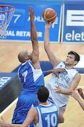 TRENTO TRENTINO BASKET CUP - 08082013 - italia israele<br /> NELLA FOTO : ALESSANDRO GENTILE<br /> FOTO CIAMILLO