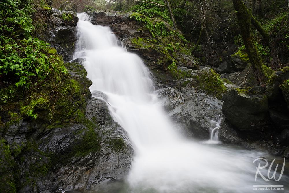 Cascade Canyon Falls, Fairfax, California
