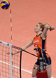 09-01-2016 TUR: European Olympic Qualification Tournament Rusland - Nederland, Ankara<br />