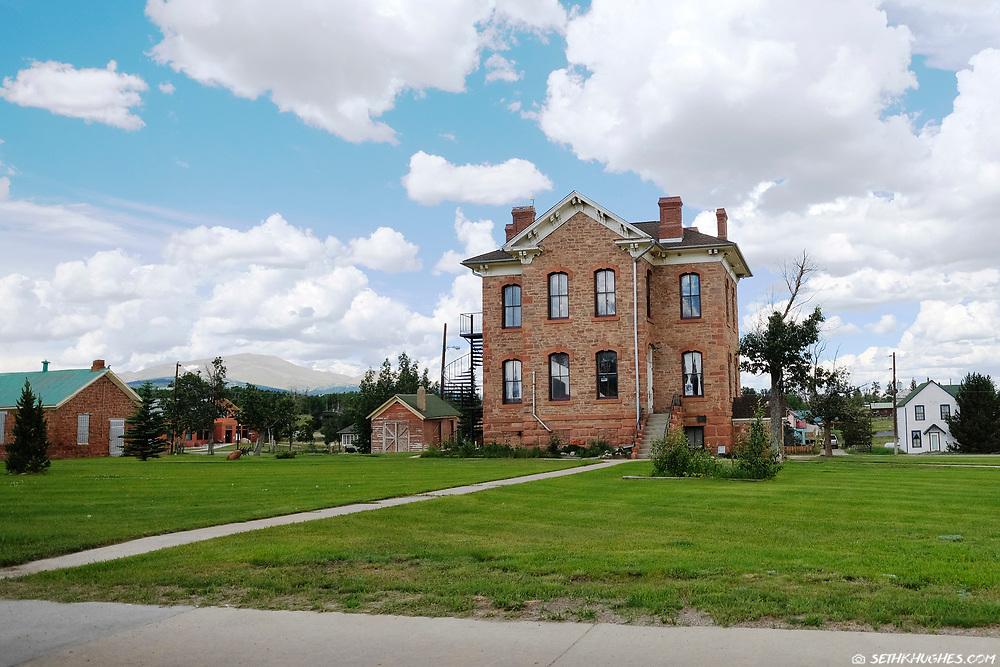 Fairplay, Summit County, Colorado