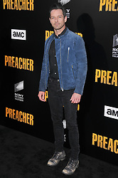"""Ian Bohen arrives at AMC's """"Preacher"""" Season 2 Premiere Screening held at the Theater at the Ace Hotel in Los Angeles, CA on Tuesday, June 20, 2017.  (Photo By Sthanlee B. Mirador) *** Please Use Credit from Credit Field ***"""