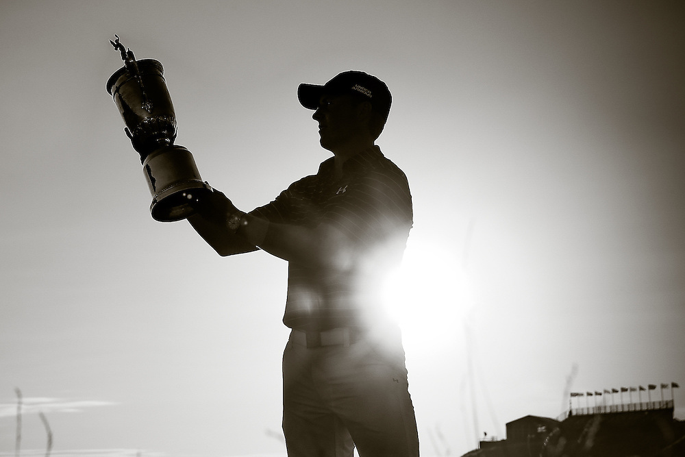 Jordan Spieth after the final round of the 2015 U.S. Open at Chambers Bay in University Place, Washington. Sunday, June 21, 2015. (Copyright USGA/Darren Carroll)
