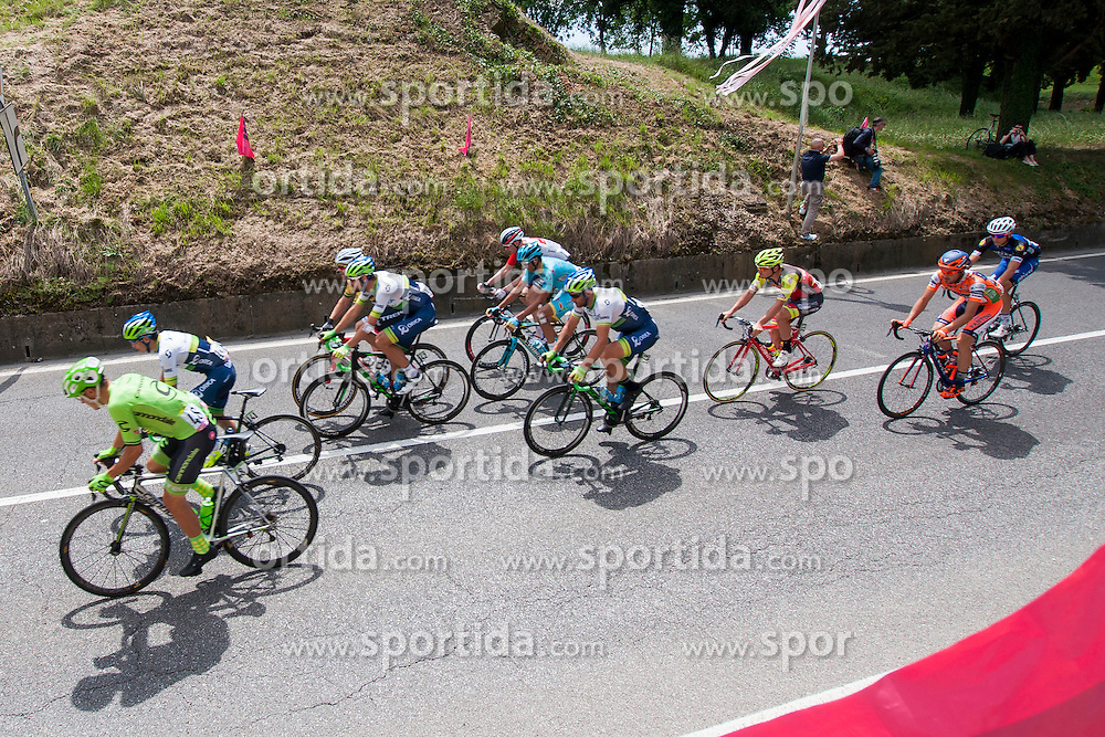 Alberto Bettiol of Cannondale during the 13 stage of 99th Giro d'Italia from Palmanova to Cividale del Friuli, on May 20, 2016 in Palmanova, Italy. Photo by Joze Urbanc / Sportida
