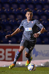 Rotherham's James Tavernier  - Photo mandatory by-line: Mitchell Gunn/JMP - Tel: Mobile: 07966 386802 04/03/2014 - SPORT - FOOTBALL - Colchester Community Stadium - Colchester - Colchester v Rotherham - Sky Bet League 1