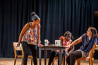 Supported by Arts Council England and Greenwich Dance, Cindy Claes uses dancehall, the spoken word and comedy to explore the ideas of feminism. This beautiful and rich dance technique, which has rarely been explored in theatrical work, currently runs at 40 minutes and the aim is to develop it into a full length show