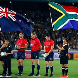 21,09,2019 Flags  SA V NZ