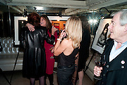 CILLA BLACK; LESLEY CLARKE; LYNN PEMBERTON; TERRY O'NEILL, , Teens;)Unite Fighting Cancer charity art auction. The Embassy Club. 6 April 2010