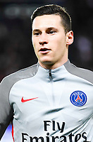 Julian Draxler of PSG during the French Ligue 1 match between Paris Saint Germain and Lyon at Parc des Princes on March 19, 2017 in Paris, France. (Photo by Anthony Dibon/Icon Sport)