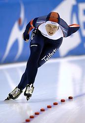 23-12-2006 SCHAATSEN: AEGON NK ALLROUND 2007: HEERENVEEN <br /> Gretha Smit<br /> ©2006-WWW.FOTOHOOGENDOORN.NL