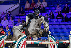 Putters Claire, BEL, Hector<br /> Jumping Mechelen 2019<br /> © Hippo Foto - Martin Tandt<br />  27/12/2019