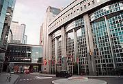 Belgie, Brussel, 5-7-2000Europees Parlement. EU, europa, besluitvormingFoto: Flip Franssen/Hollandse Hoogte